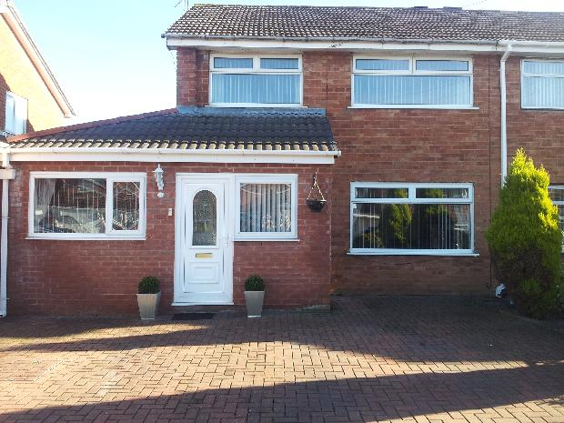 Image showing property for sale in Ormskirk